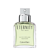 Calvin Klein - ETERNITY for Men Eau de Toilette - via Amazon